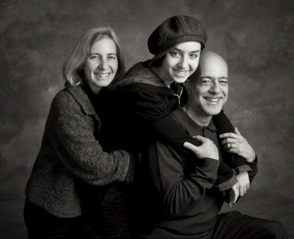Family photos by Brad Baskin