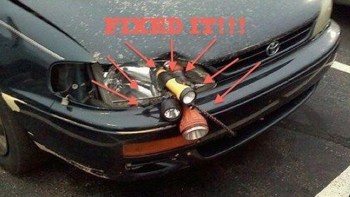 Diy is not always the answer let us fix it right the first time the very best of the very worst car modifications terrible body kits bad paint jobs and epic fail rims ricer car mods and donks solutioingenieria Choice Image