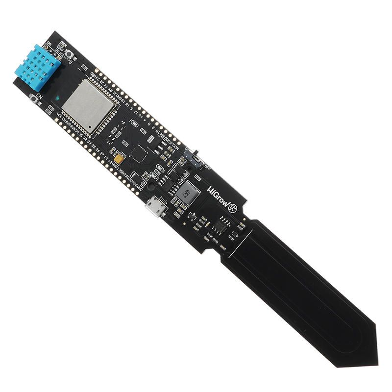 Wemos® Higrow ESP32 WiFi + Bluetooth Battery + … | Electronics