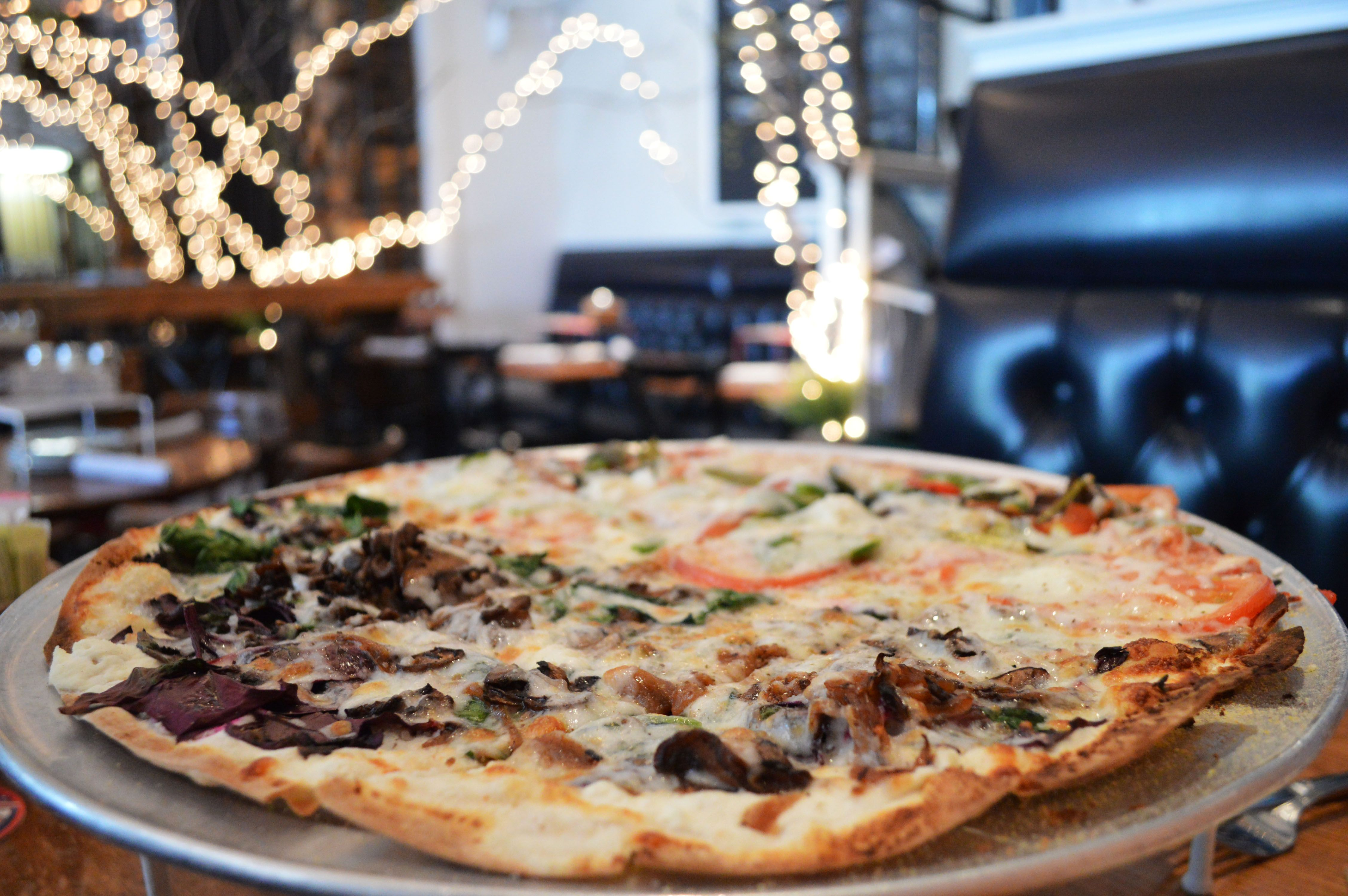 Enos pizza dallas arts district with images