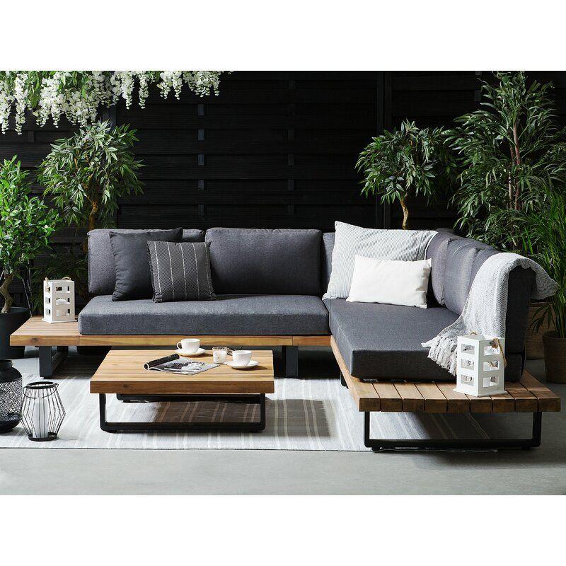 Marquise 6 Seater Corner Sofa Set In 2021 Lounge Mobel Terasse Outdoor Lounge Mobel Lounge Mobel