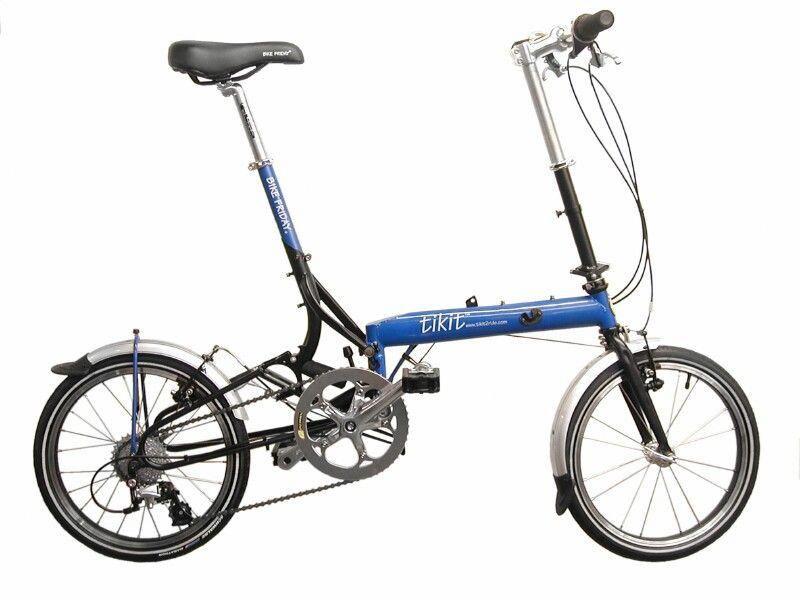 Getting The Right Bike Seat Bike Friday Folding Bike Bicycle