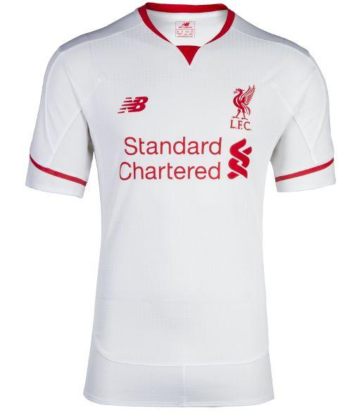 Liverpool 2015-16 New Balance Away Kit  75e67a6d5