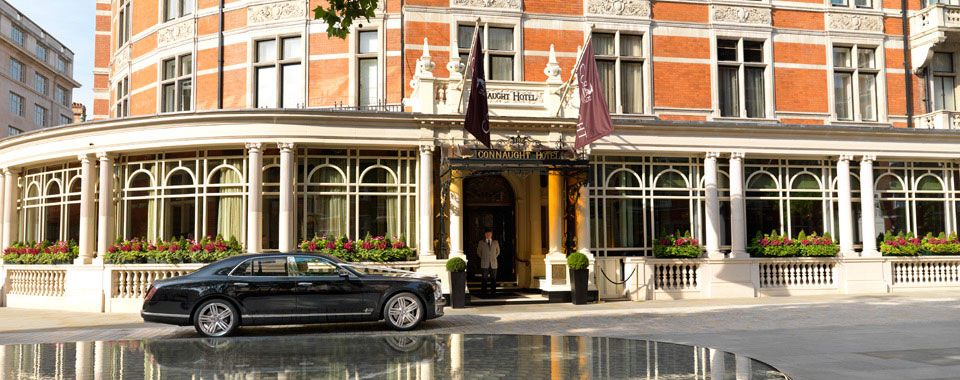 The Connaught Luxury Hotels London 5 Star Hotel Mayfair Notting Hill