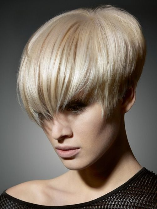You Ll Be The Center Of Attention With This Do Guarantee Womens Hairstyles Hair Styles Cute Hairstyles For Short Hair