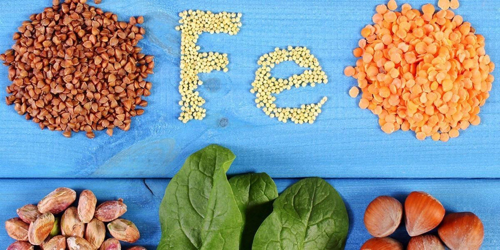 21 Vegetarian Foods Loaded With Iron Vegetarian recipes