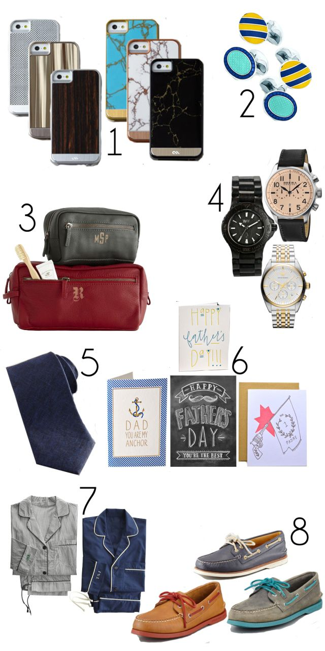 Father's Day gift guide  http://apearlkindofgirl.com