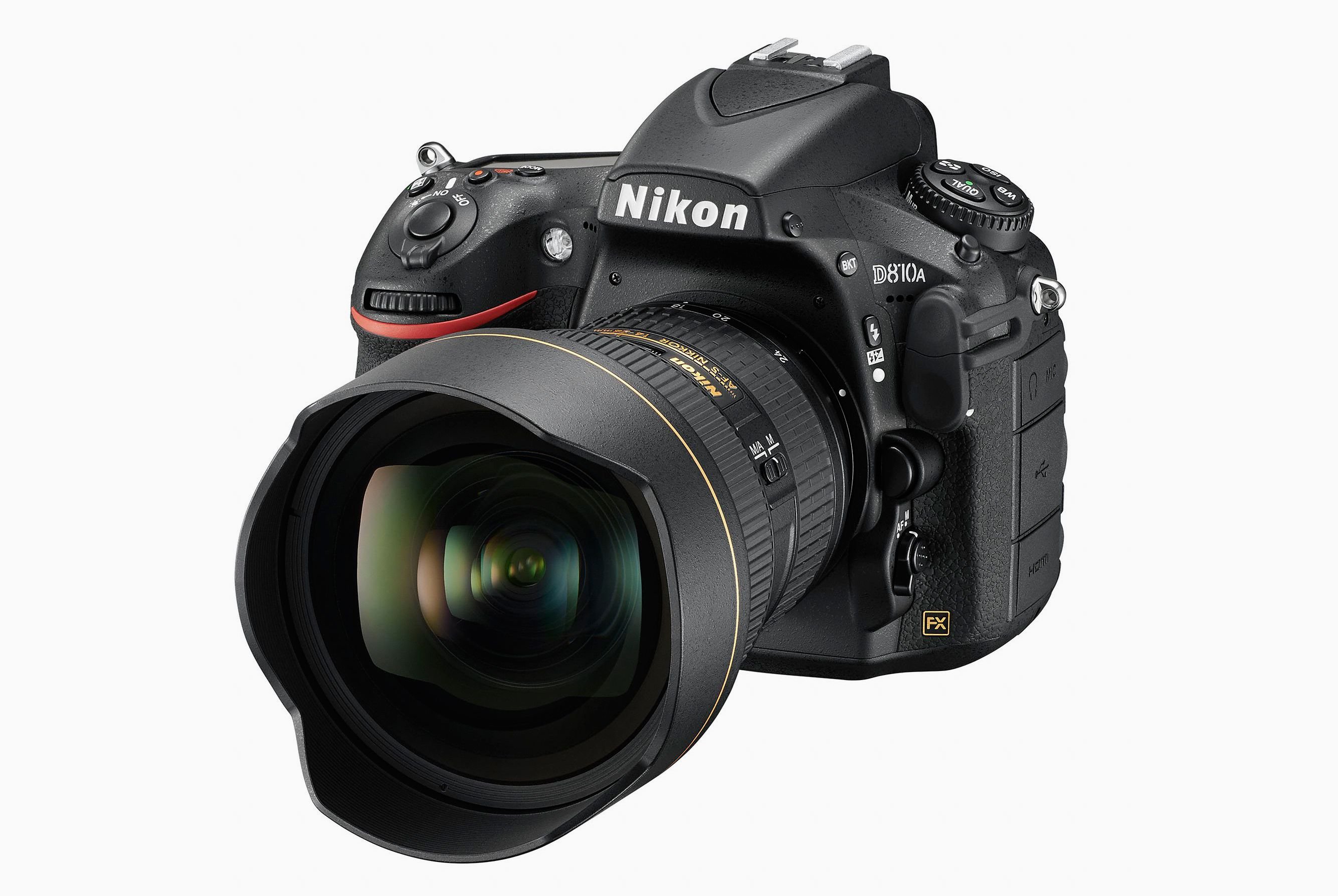 Nikon\'s New Full-Frame DSLR Is Built to Capture Space Photos | Nikon