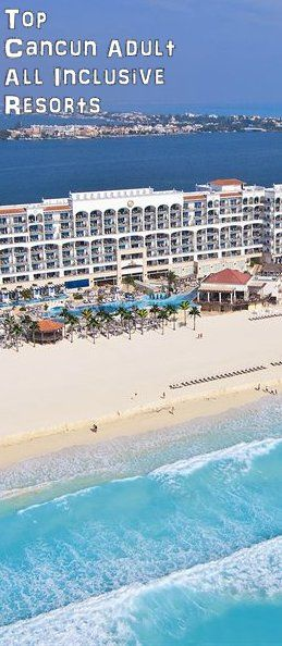 IVY: Cancun adult only all inclusive