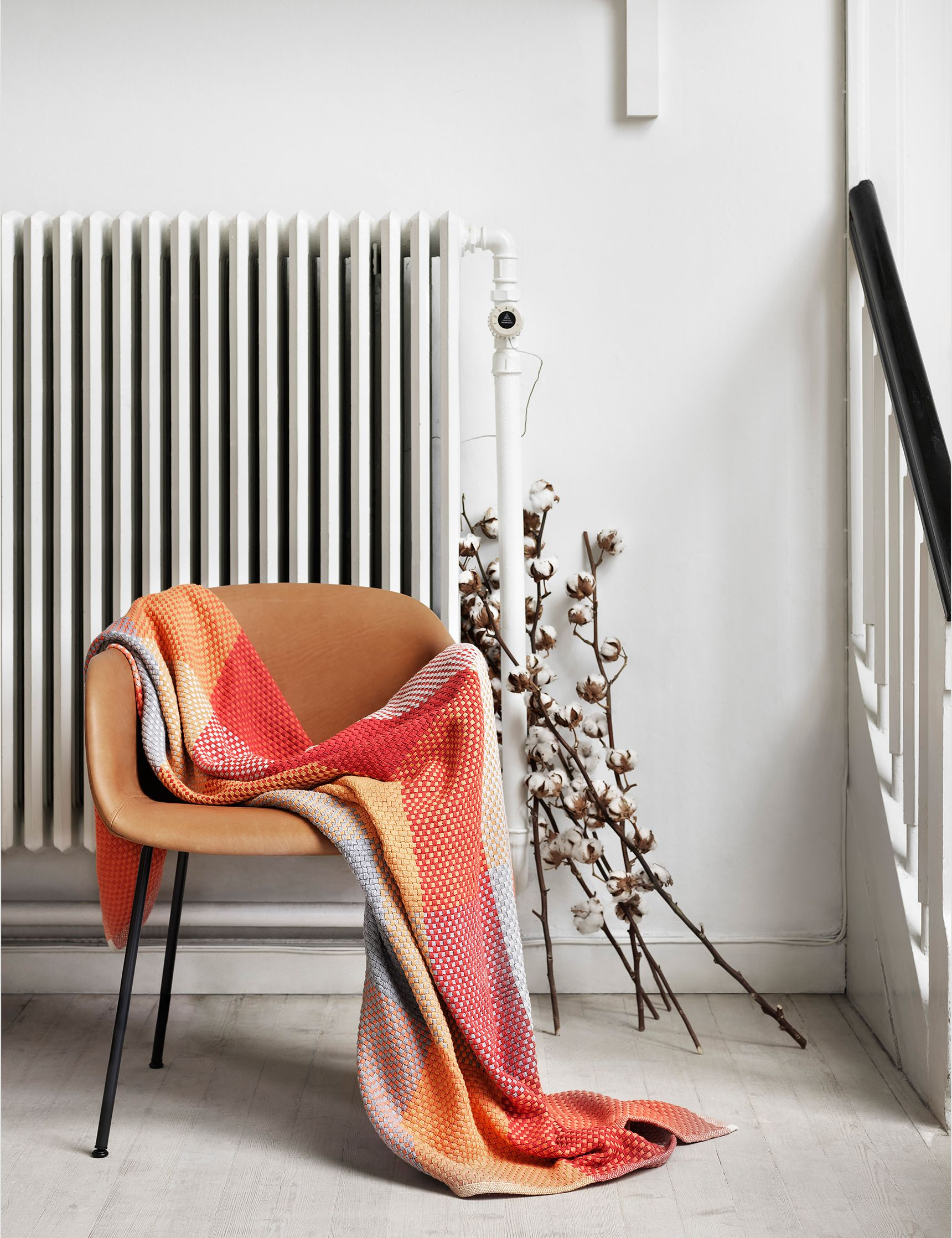 The Muuto Loom Throw Designed By Simon Key Bertman For Danish Furniture And  Lighting Company Muuto Is A Beautifully Hand Woven, Cotton Throw Thatu0027s  Great ...