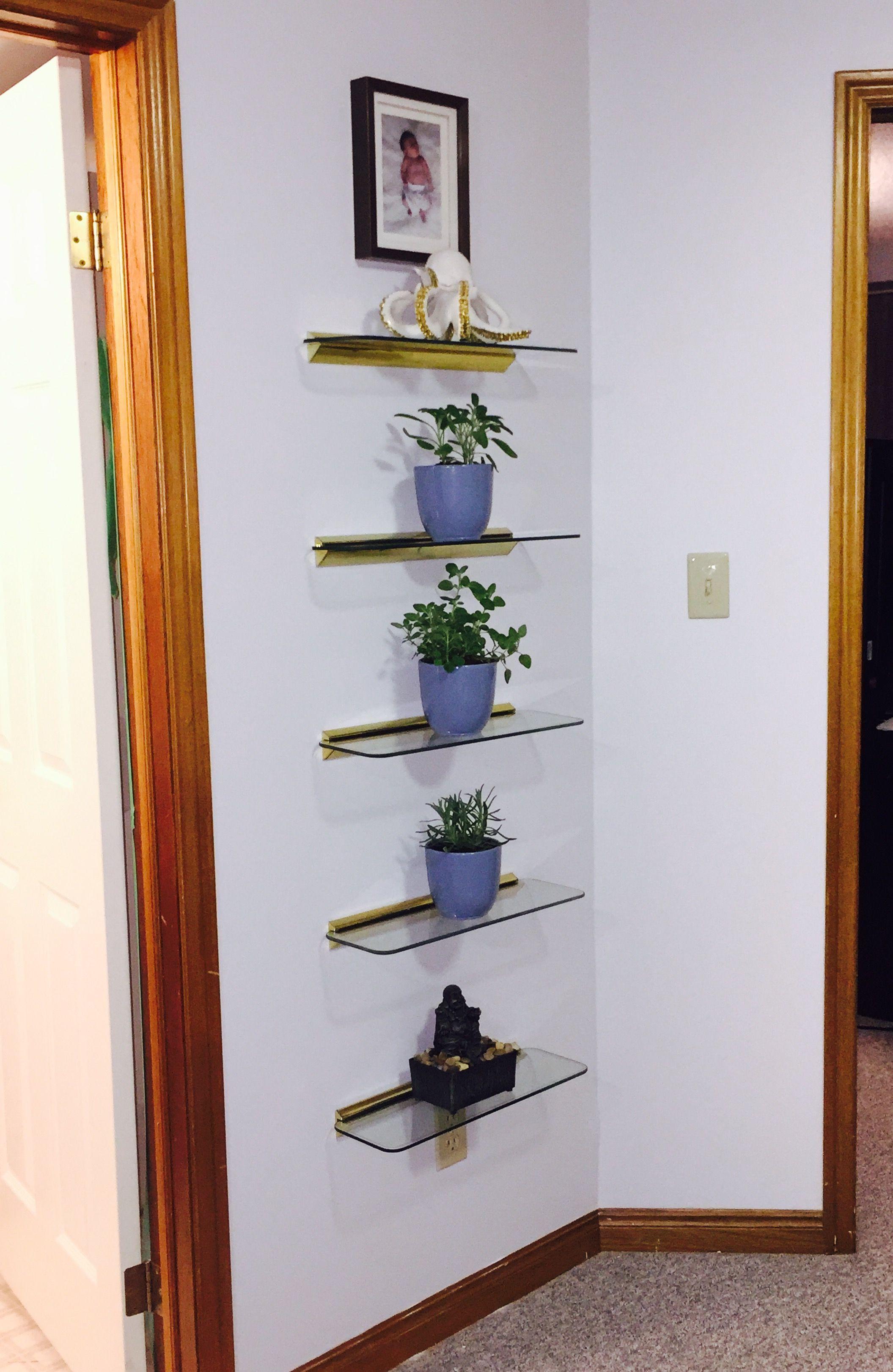 Creative and inexpensive diy ideas floating shelf desk