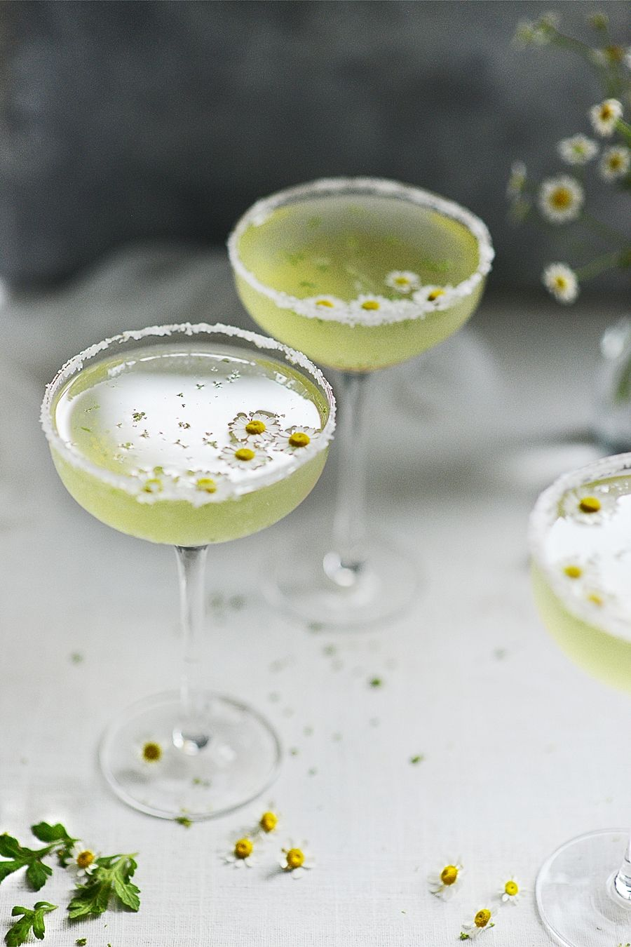 Chamomile tequila sour by muy delish tequila sour recipe