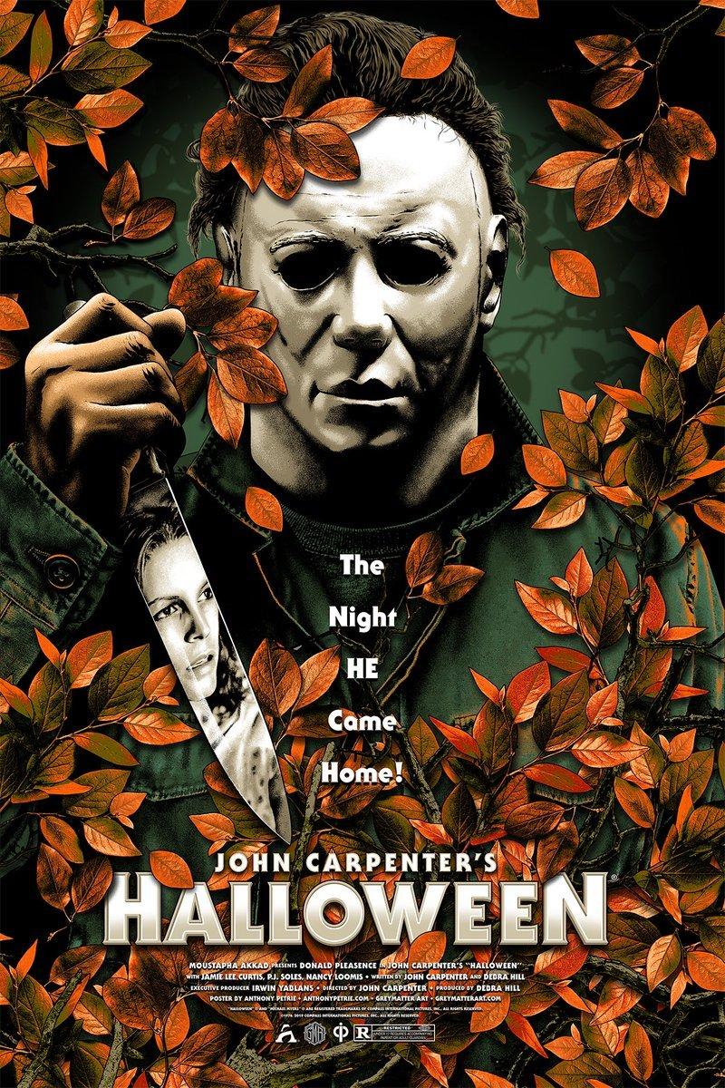 Halloween Anthony Petrie in 2020 Halloween movie