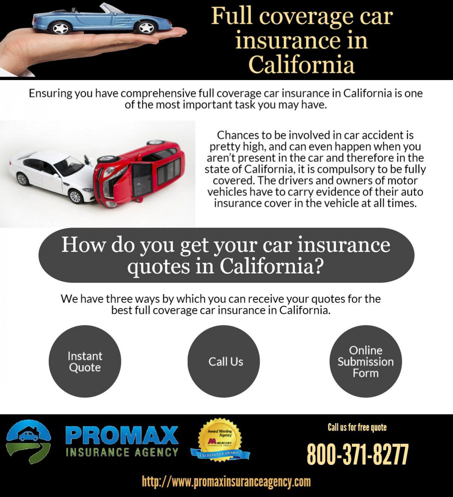 Promax Insurance Agency is a reputable broker with a team