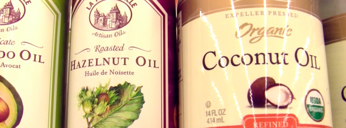 What kinds of healthy oils should you be cooking with?