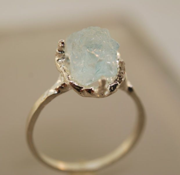 cut blue stylish stone ring oval silver simple item anel sterling for topaz rings female jqueen bijoux gem