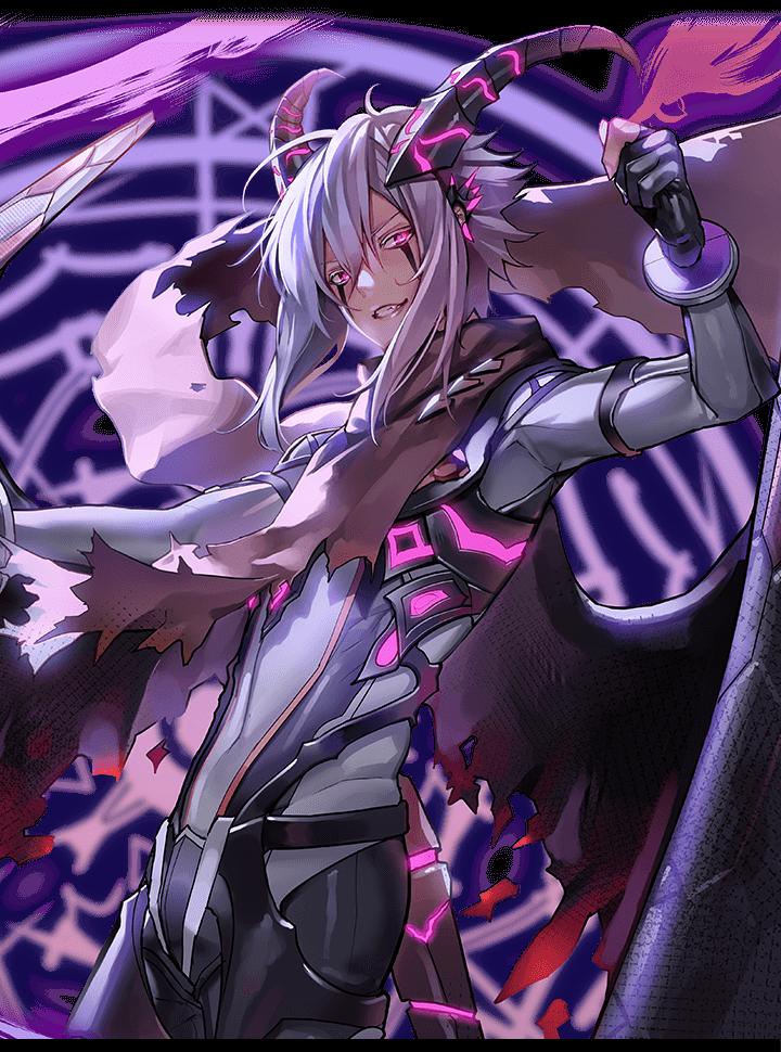 Lord Of Dice Anime warrior, Anime demon, Anime