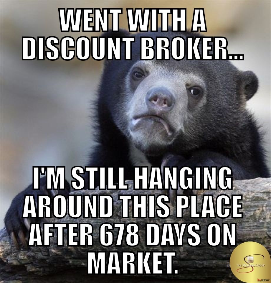 If A Realtor Isn T Willing To Fight For Their Own Money What Makes You Think They Ll Fight For Your Money Confession Bear Real Estate Humor Real Estate Memes