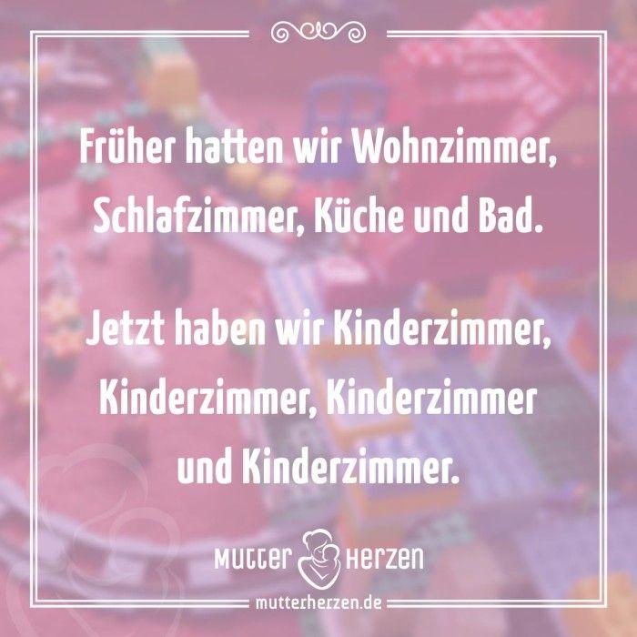 Mehr lustige Sprüche auf: www.mutterherzen.de #kinderzimmer ...