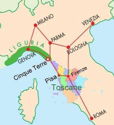 Cinque Terre Cinque Terre Italie Italie Reizen Toscane Italie