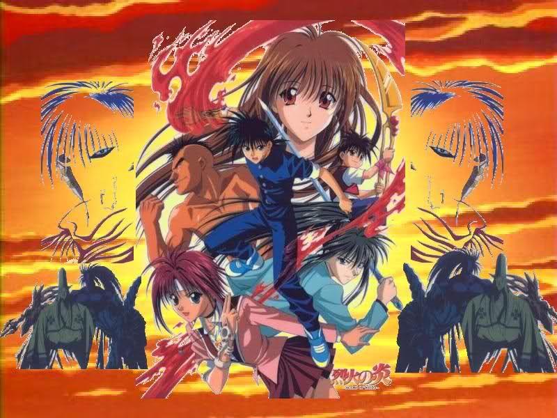 Anime Flame Of Recca Subtitle Indonesia Batch