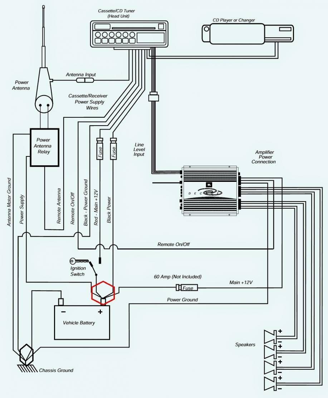 17 E46 Amp Wiring Diagram Pioneer Car Stereo Car Stereo Car Audio Installation