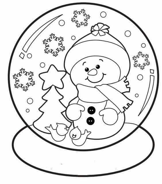 Pin De Eszter Borocz En Colours Pinterest Navidad Actividades - Postales-navidad-dibujos