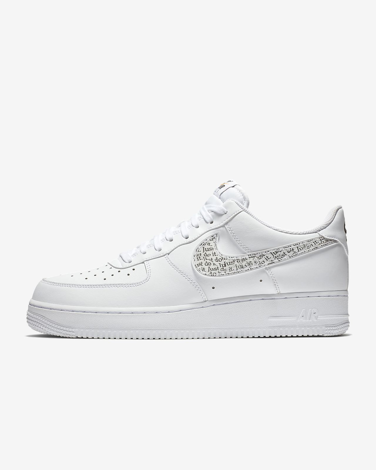 brand new 0dd3a c02f2 Nike Air Force 1  07 LV8 JDI LNTC Men s Shoe