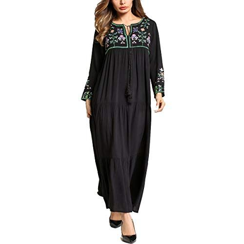 5ef581da948 LAAMEI 2018 Autumn Women Plus Size Long Sleeve Print … | Woman Clothing  Dresses, party dresses , wedding dresses, casual, dresses ideas, night  dresses ...