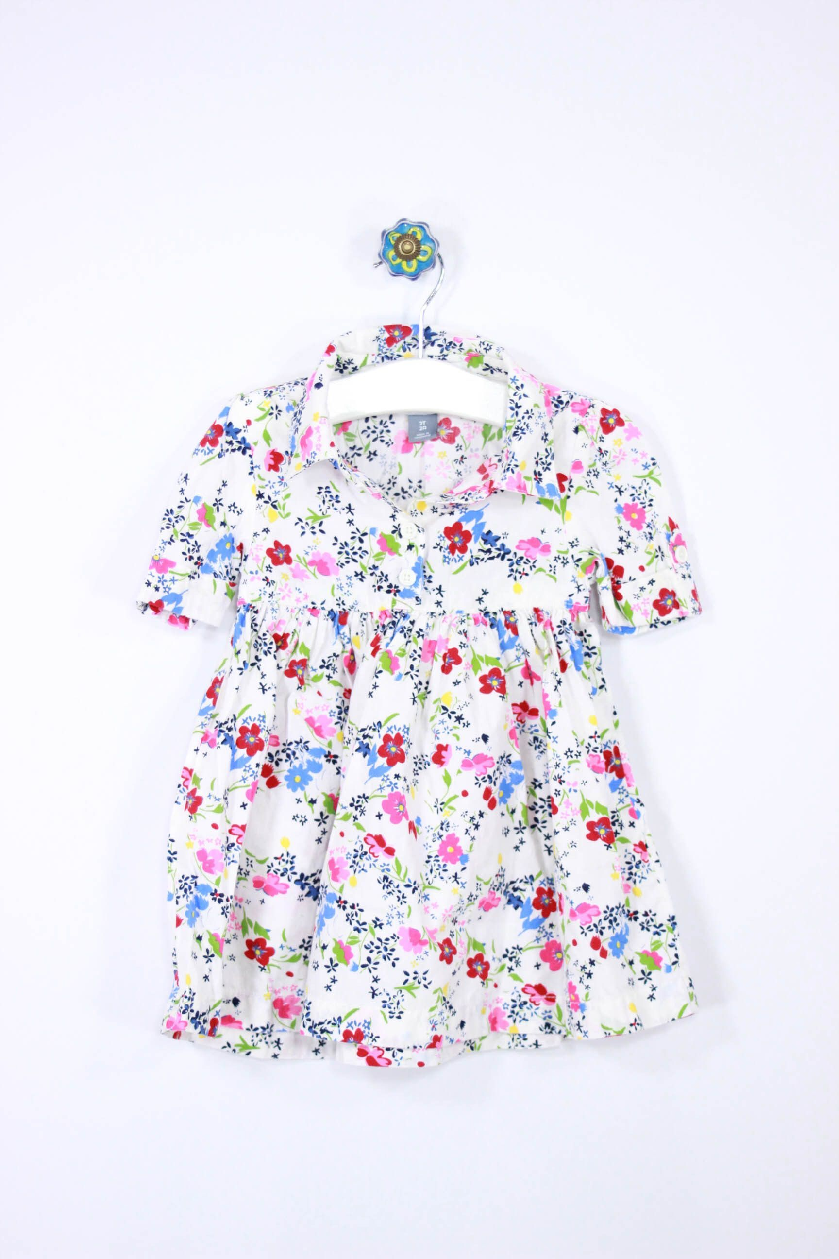 Old Navy Size 2T Floral Casual