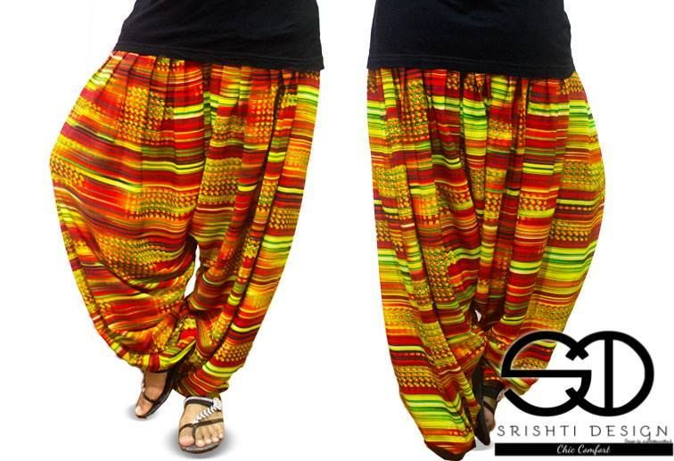 Chic & Comfort Patiala pants