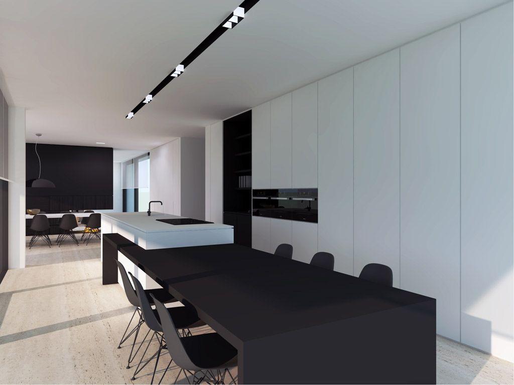 Architectenburo bart coenen te antwerpen architect van moderne
