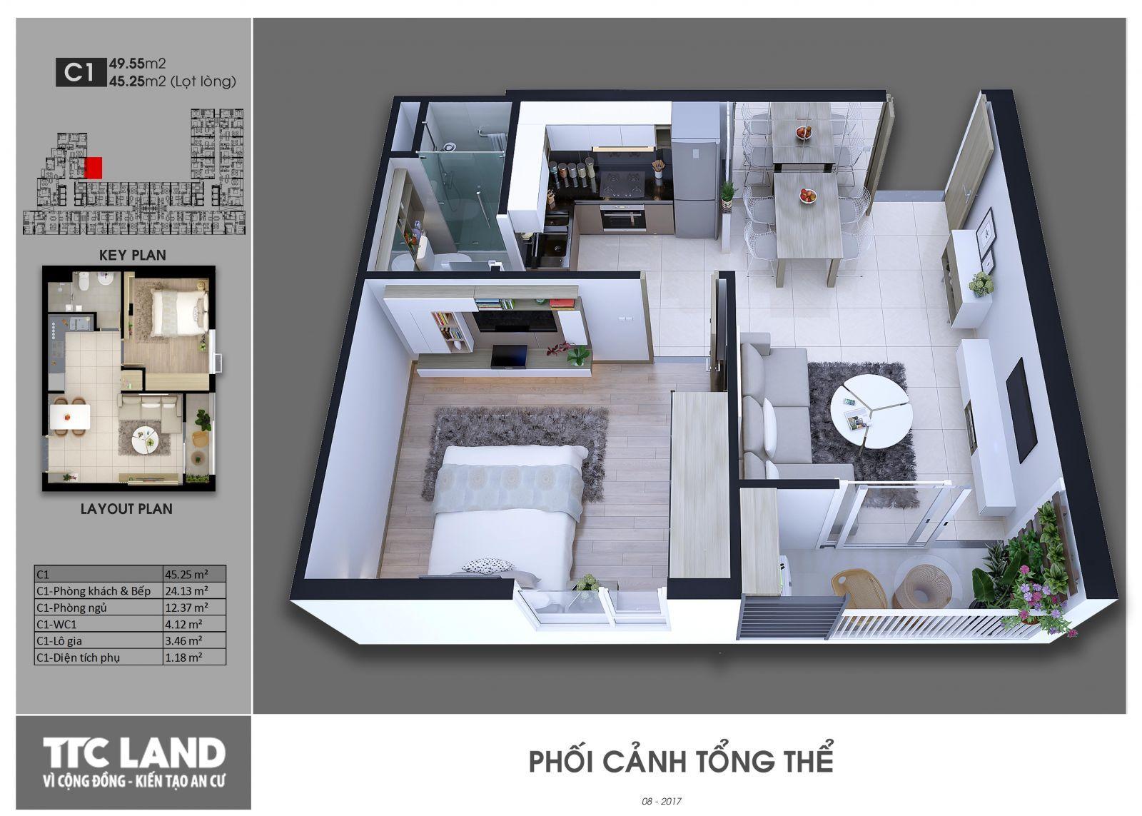 Squaland Sang Nhượng Căn Hộ Carillon 7 Căn 2pn Giá 1 950 Tỷ Apartment Layout Small Apartments House Floor Plans