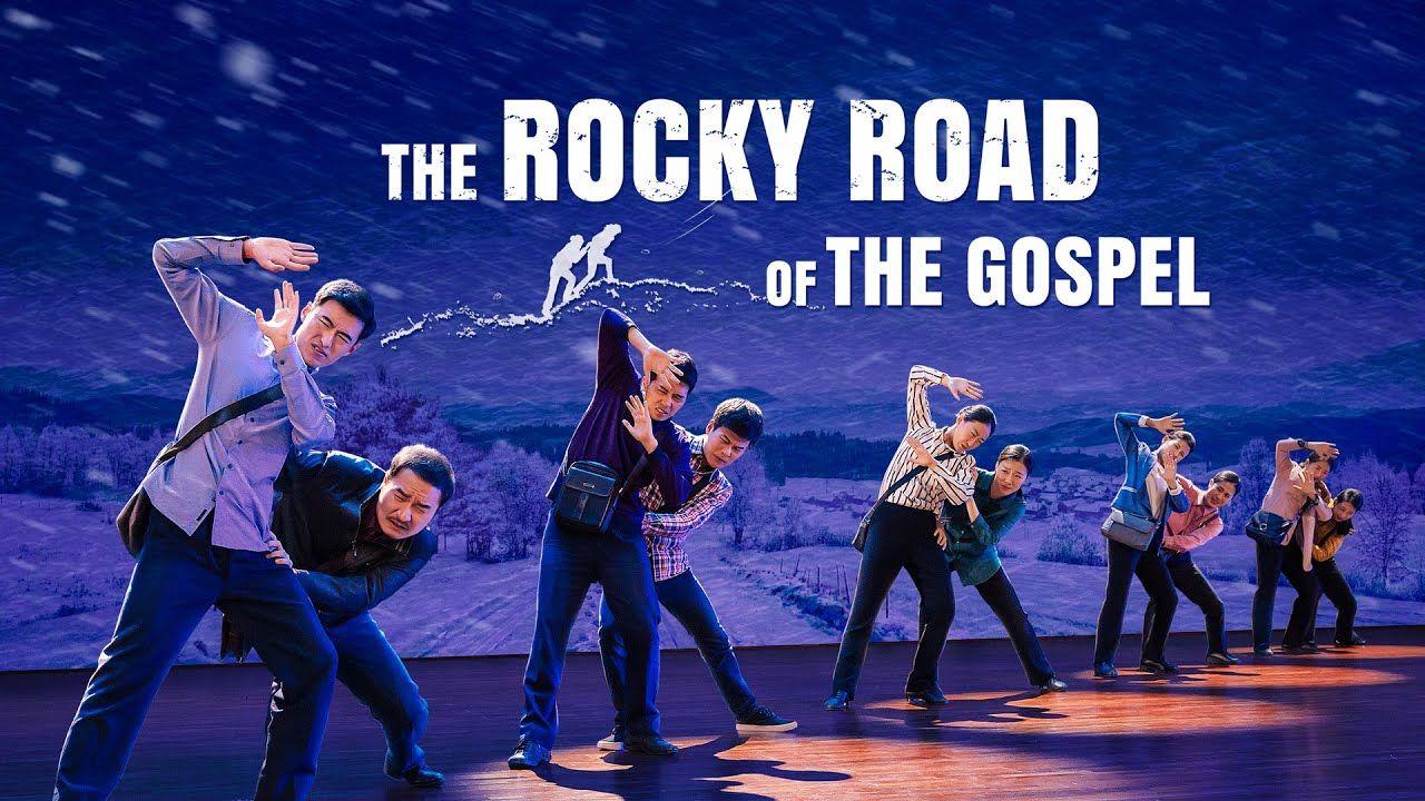Christian dance the rocky road of the gospel true