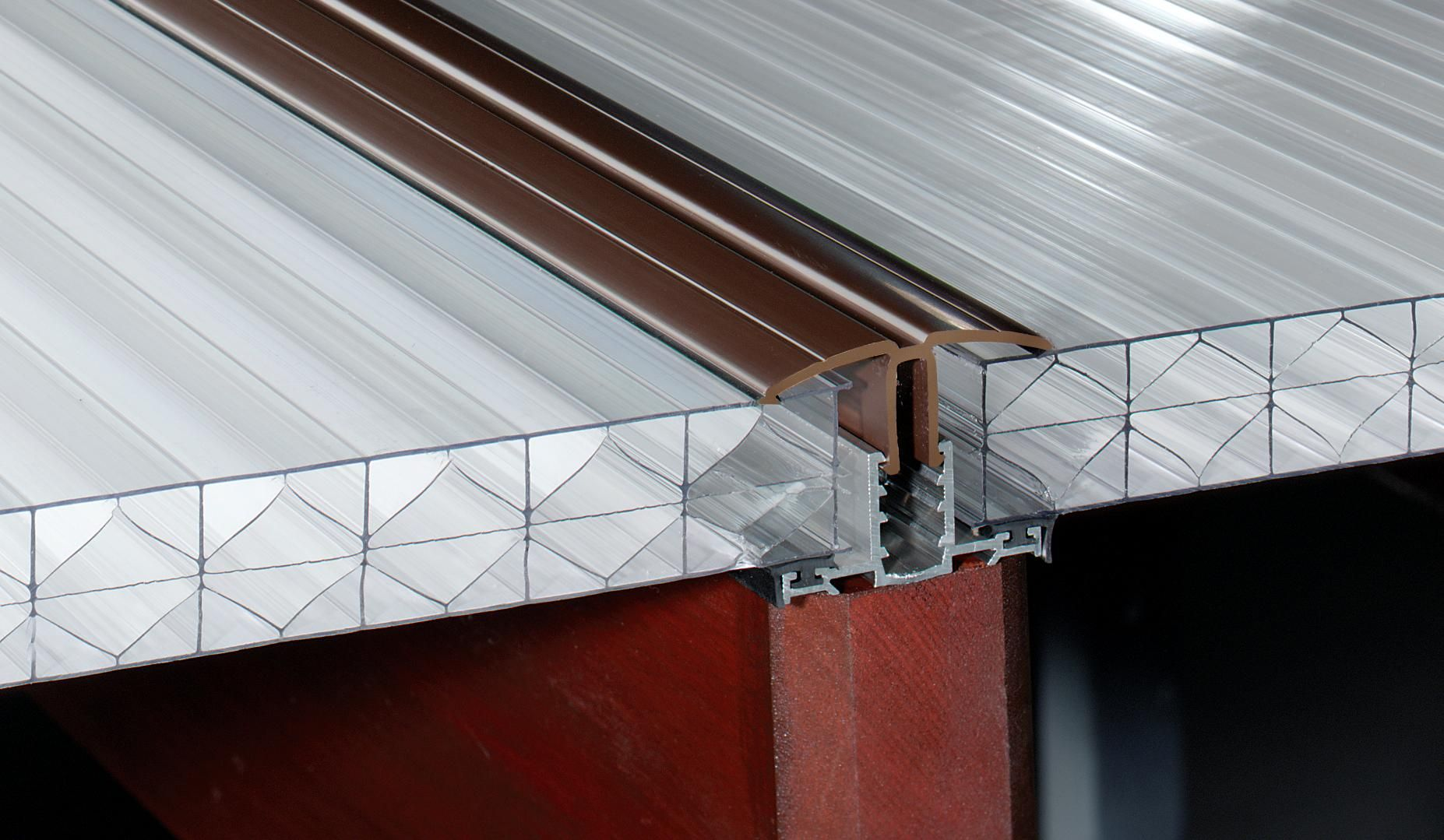 Polycarbonate Roof Bars | Roof Sheet Bars | Polycarb ...