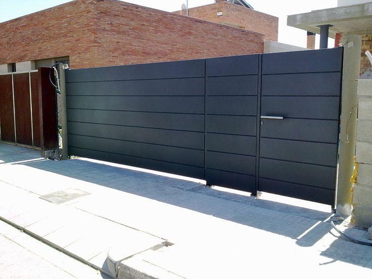 Puerta de garaje precio perfect motores para puertas for Precio de puertas automaticas