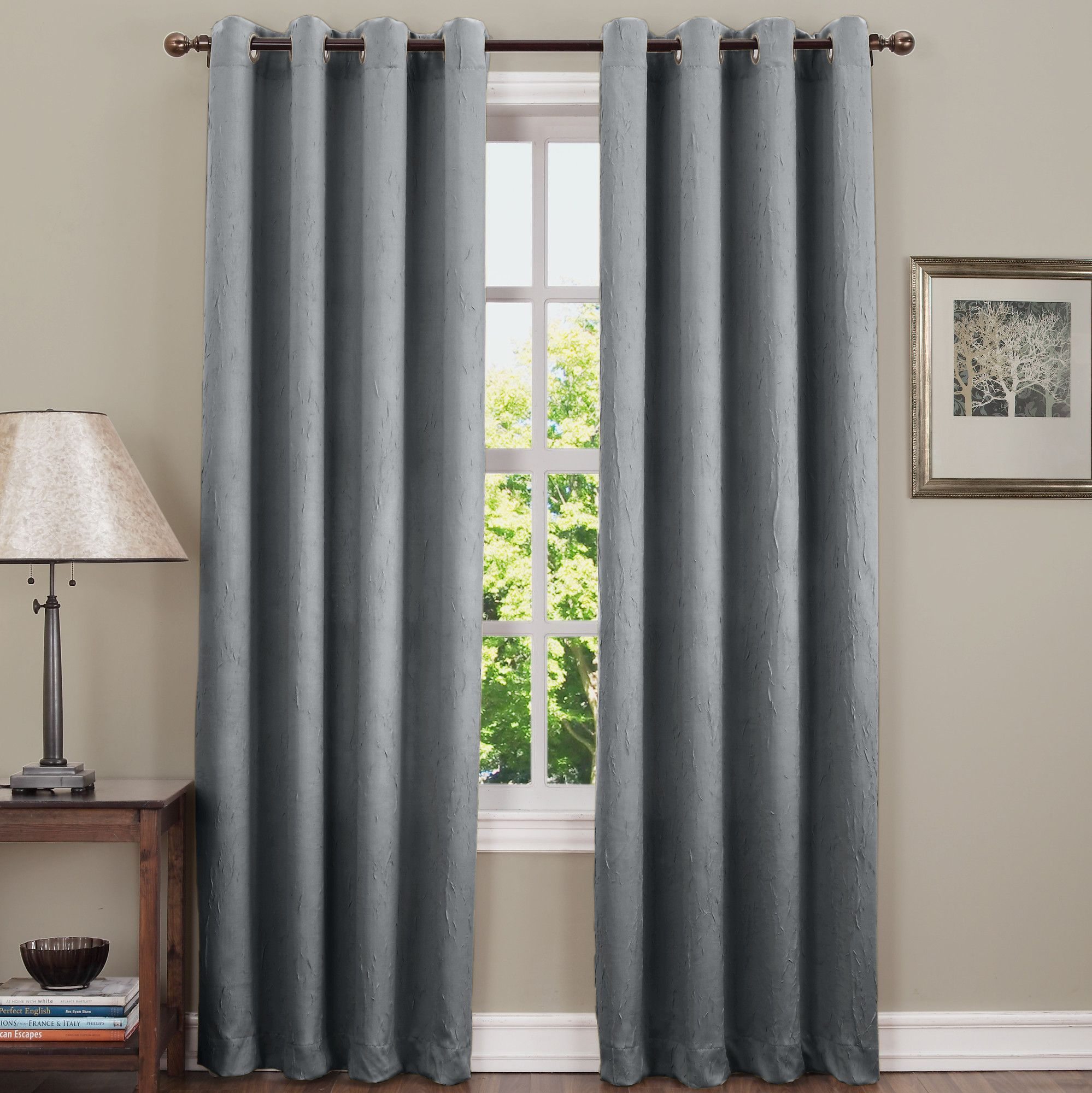Trey thermal single curtain panel products