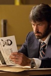 """New Trailer: Ben Affleck's """"Argo""""  The movie is based on a completely bonkers true story about a rescue mission staged during the 1979 Iranian hostage crisis, which entailed the CIA impersonating a film crew in order to get escaped hostages out of the Canadian ambassador's house."""