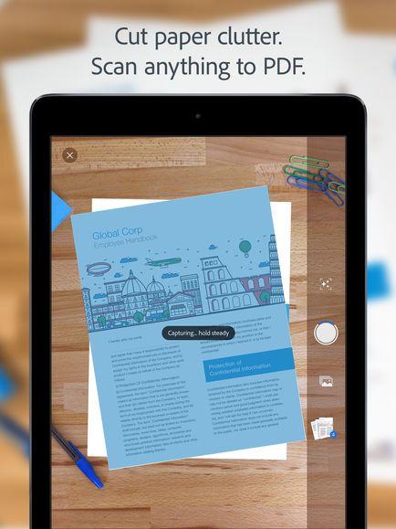 Adobe Scan PDF Scanner + OCR on the App Store Scanner