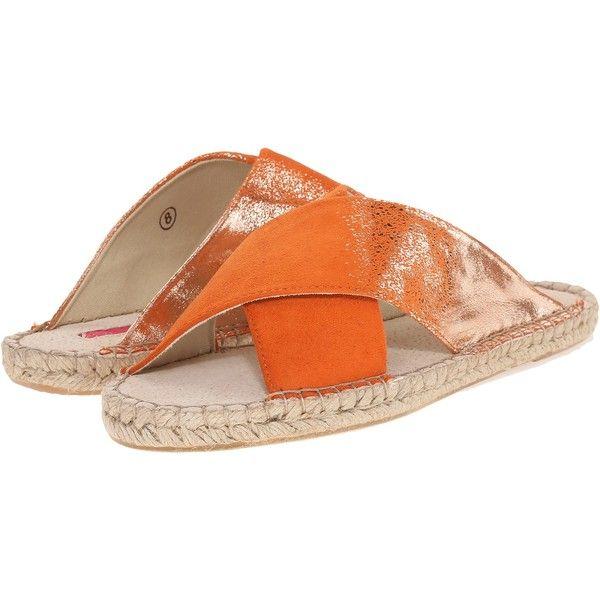Womens Sandals C Label Cider-1 Orange