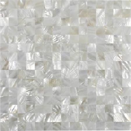 mother of pearl no grout tile - Google Search # ...