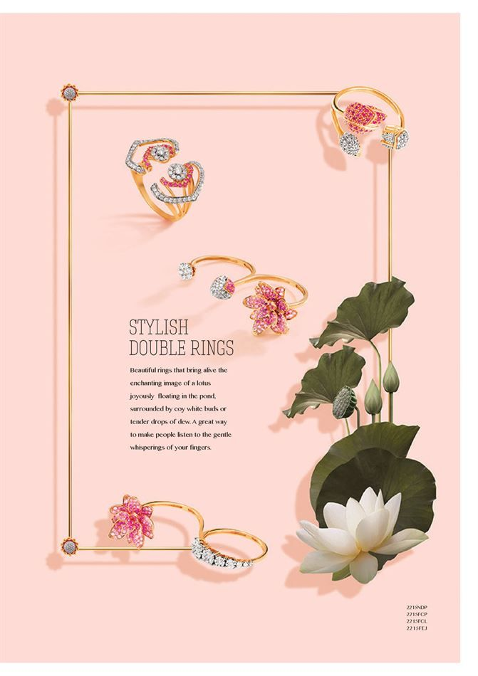 4106e182b031f Catalogue of offers from Tanishq | Jewelry Design - Zen Garden ...