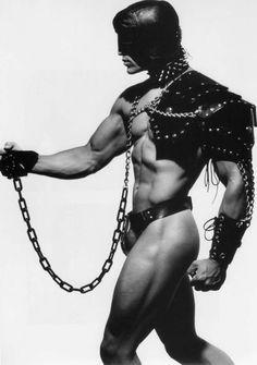 male bondage outfits