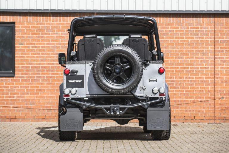Land Rover Defender 110  Rear Propshaft 300TDi diesel models