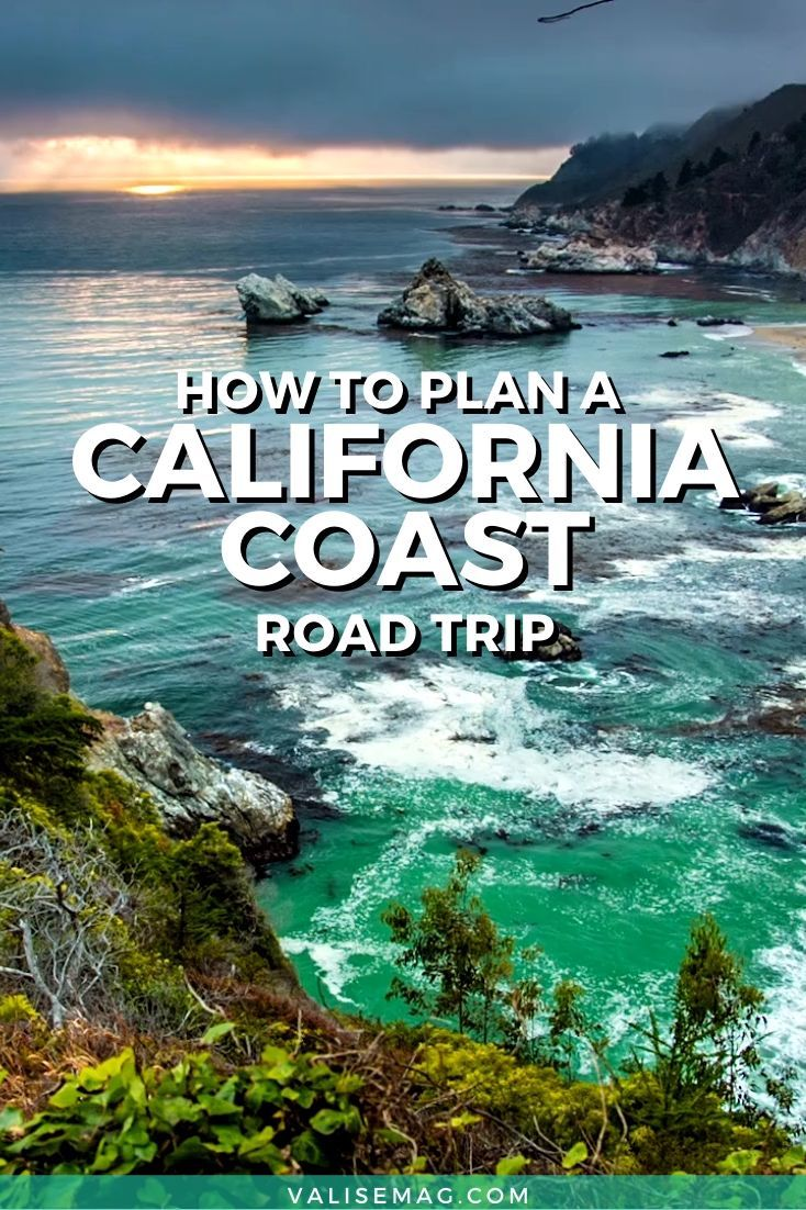 A 10-Day California Coast Road Trip: San Francisco