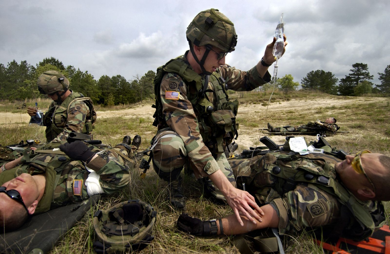Applying Military Medical Training to Civilian Careers