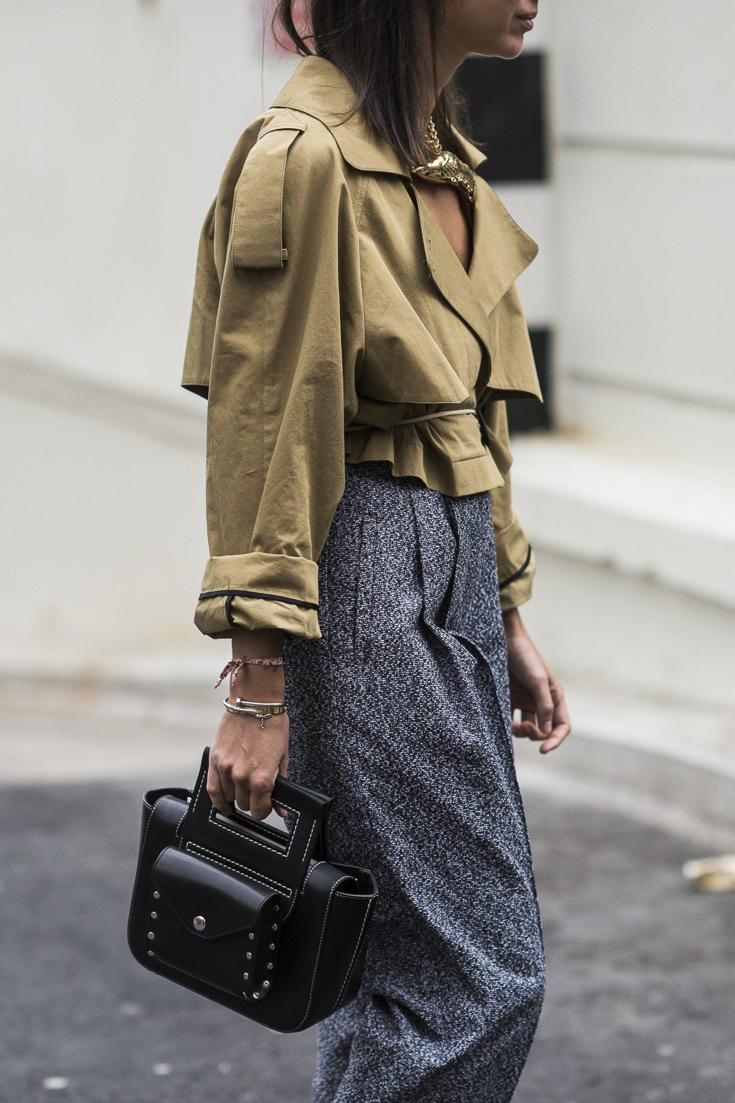 Kış için Şık Sokak Stili Kıyafet Fikirleri