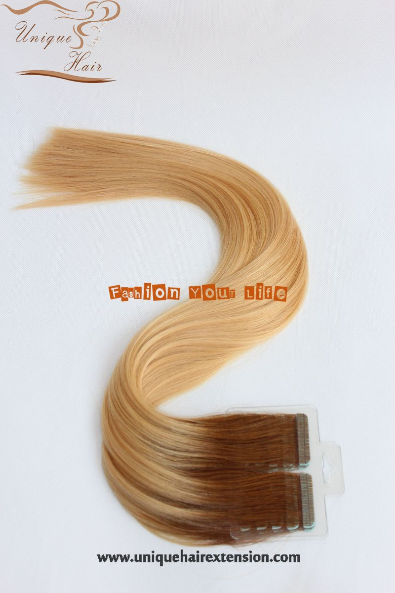 Remy Ombre Tape In Extensions Factory In Qingdao China Supply Best