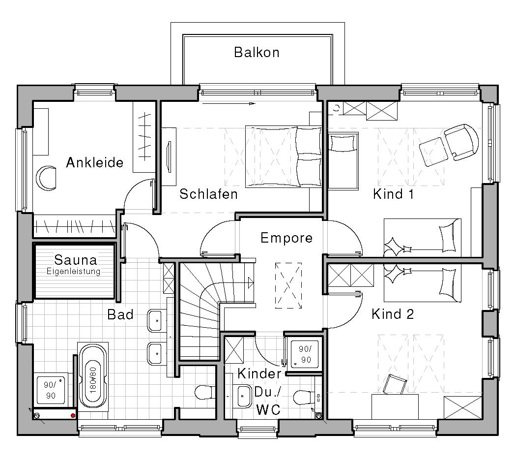 Wohnideen Raumaufteilung edition 425 wohnidee haus das familienhaus viebrockhaus haus