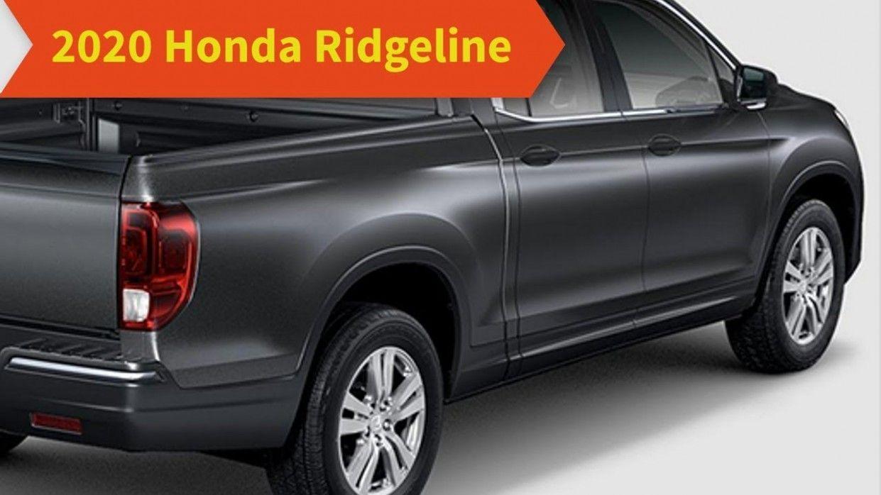 2021 Honda Ridgeline Pickup Truck New Model and Performance
